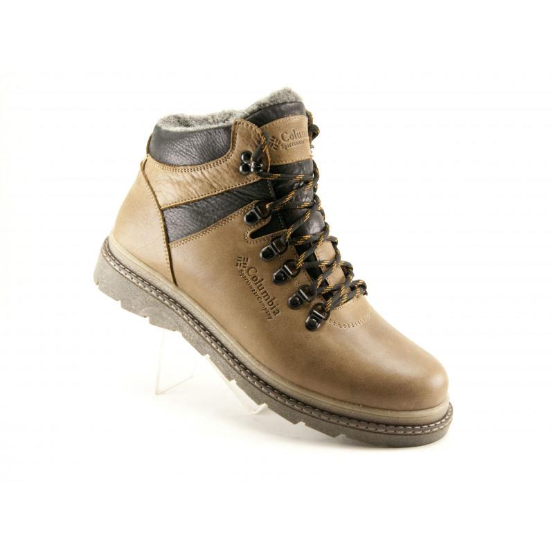 ... b719f9a7638 Ботинки Columbia (195 рыжий). Купить мужские зимние ботинки  . b05b515560aa7